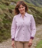 Hoggs of Fife - Brodie Ladies Cotton Country Shirt