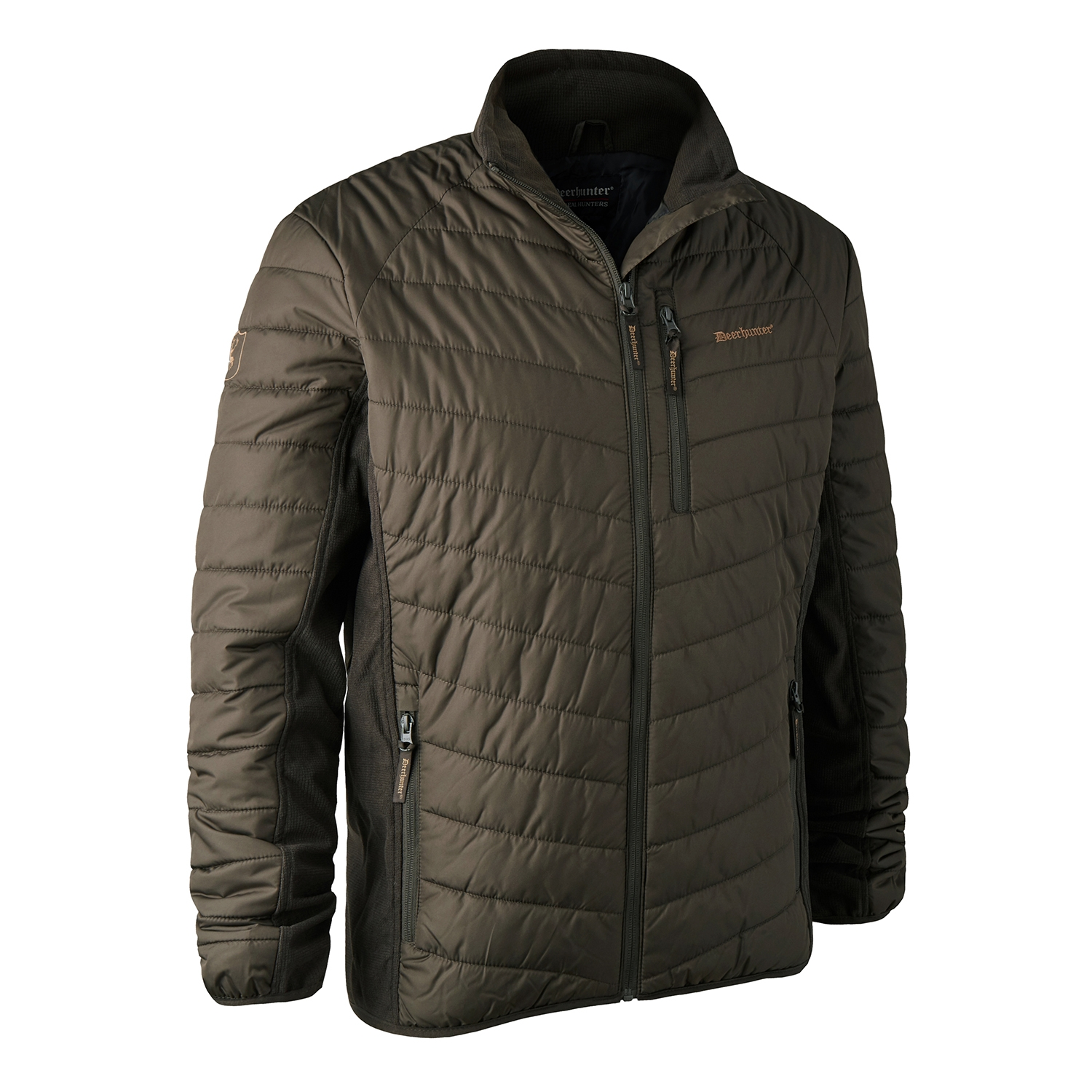 Deerhunter Moor Padded Jacket w. Softshell