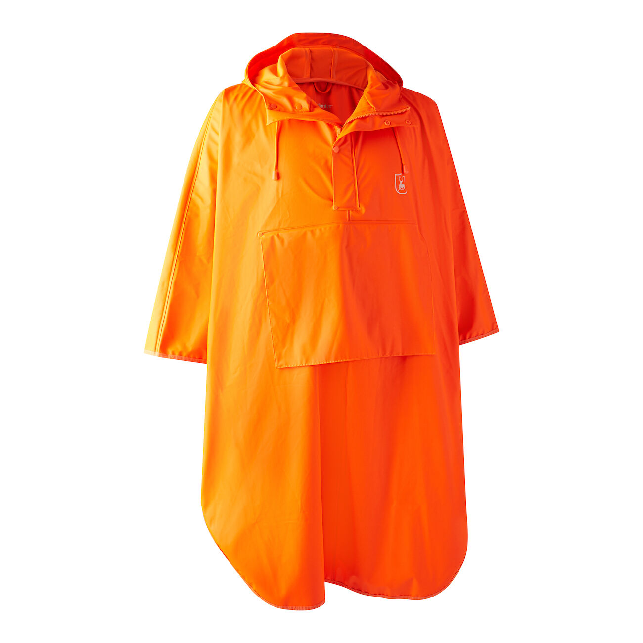 Deerhunter Hurricane Rain Poncho - Orange