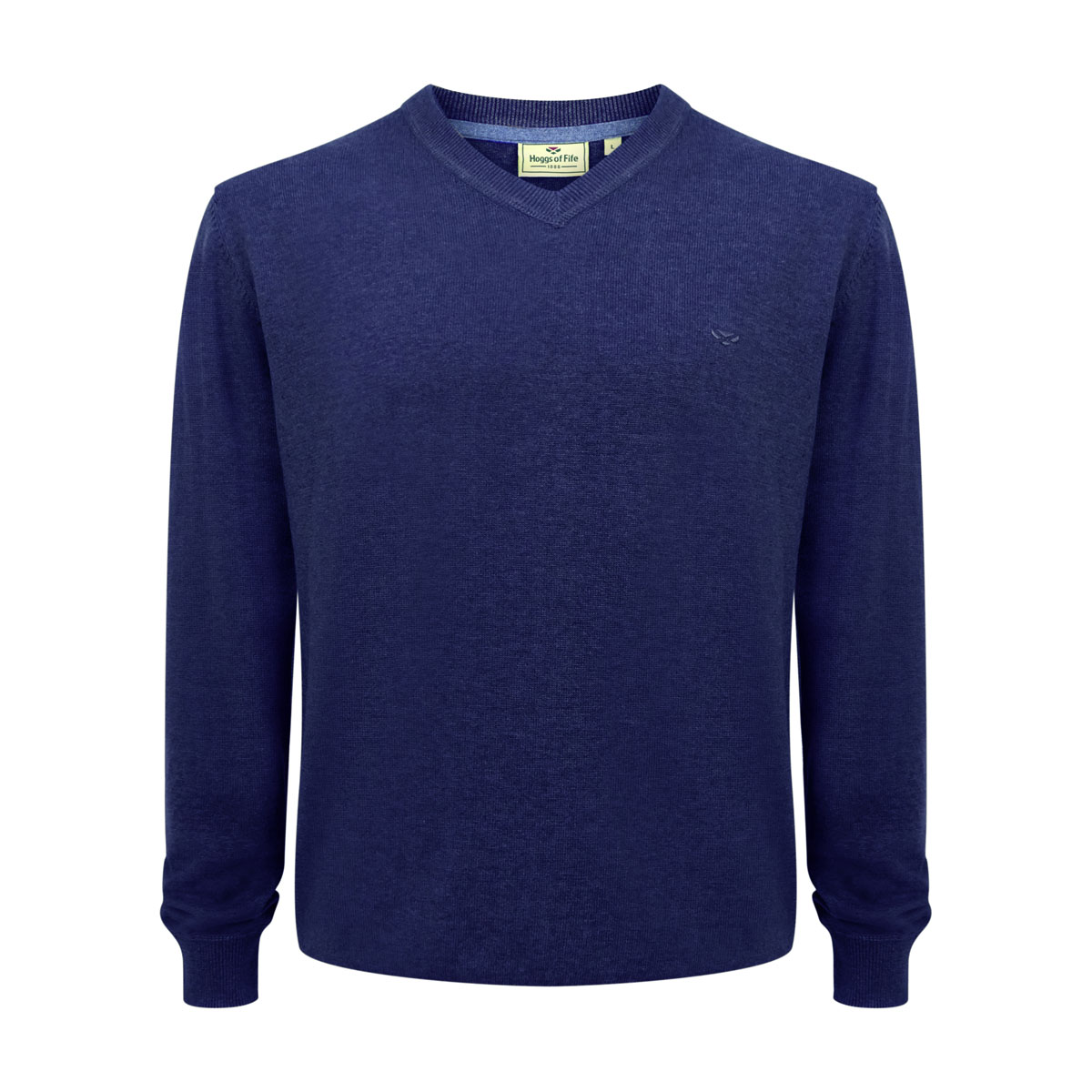Hoggs Of Fife Stirling L/S Pullover
