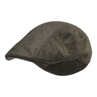Deerhunter Flat Cap - Elmwood