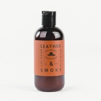 Bradley Mountain - Leather & Smoke - Hair & Body Soap