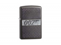Zippo James Bond 007 Grey Regular Lighter