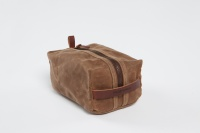 Bradley Mountain Dopp Kit - Brush Brown