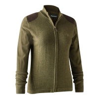 Deerhunter Lady Darlington Knit Cardigan - Cypress