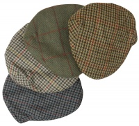 Hoggs of Fife - Tweed Cap (Assorted)