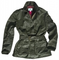 Hoggs of Fife - Cheltenham Ladies Wax Jacket