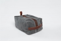 Bradley Mountain Dopp Kit - Charcoal