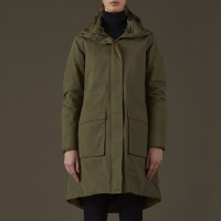 Toggi Canopy Waterproof Coat Womens - Khaki