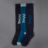 Toggi Eco Socks - 3 Pack - Multicolour - One Size