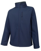 Hoggs Of Fife Magma Showerproof Softshell Jacket - Navy