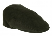 Hoggs of Fife Waterproof Moleskin Cap Dark Olive