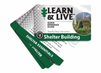 UST Learn & Live Cards - Shelter Building