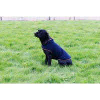 Jack Pyke Fleece Dog Coat - Navy