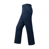 Hoggs of Fife - Monarch Moleskin Trouser - Navy