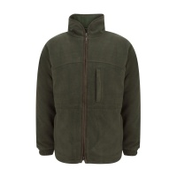 Hoggs of Fife -  Ghillie Padded Fleece Jacket - Waterproof