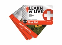 UST Learn & Live Cards - First Aid