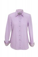 Hoggs of Fife - Bonnie Ladies Cotton Shirt