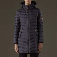 Toggi Trek Long Down Coat Womens - Grey
