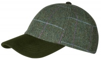 Hoggs of Fife - Albany Lambswool Baseball Cap