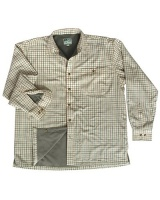 Hoggs of Fife - Birch Micro-Fleece Lined Shirt