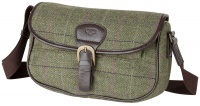 Hoggs of Fife - Caledonia Tweed Ladies Cartridge Bag