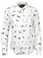 Toggi Safa Ladies Dog Print Shirt