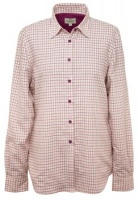 Hoggs of Fife - Alba Ladies Jersey-Lined Country Shirt