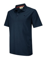 Hoggs Of Fife Crail Jersey Polo - Navy
