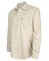 Hoggs of Fife Inverness Cotton Tattersall Shirt