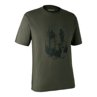 Deerhunter T - shirt with Shield