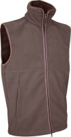Jack Pyke Countryman Fleece Gilet - Brown