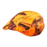 Deerhunter Flat Cap - Realtree Edge Orange