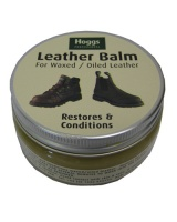 Hoggs Of Fife Waxed Leather Balm Neutral - 100Ml