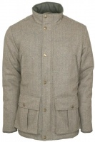 Toggi Cheswick Mens Waterproof and Breathable Tweed Coat