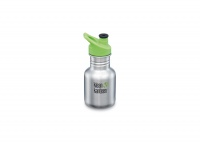 Klean Kanteen Kid Classic 355ML Single Wall & Sport Cap