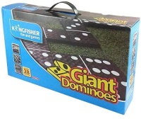 Kingfisher Giant Dominoes Game