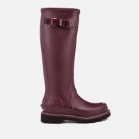 Hunter Womens Balmoral II Poly Lining - Burgundy