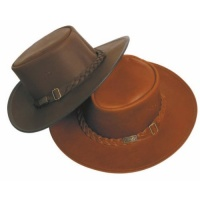 Toggi Drover Leather Bush Hat